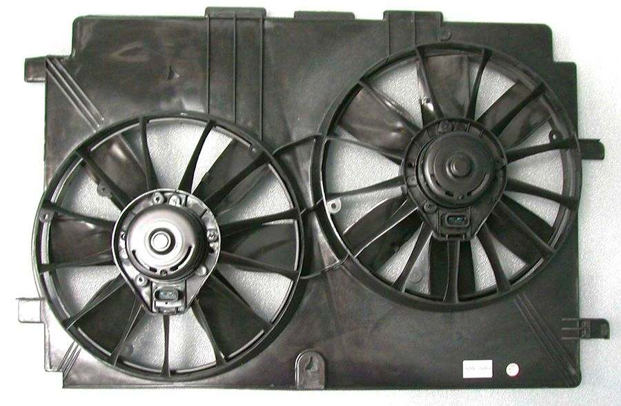 APDI - Dual Fan Assembly - ADZ 6010137