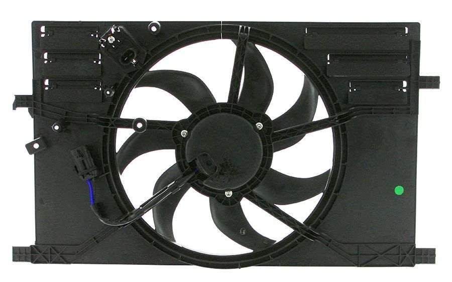 APDI - Dual Fan Assembly - ADZ 6010276