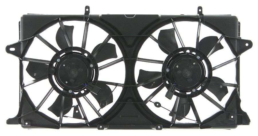 APDI - Dual Fan Assembly - ADZ 6010288