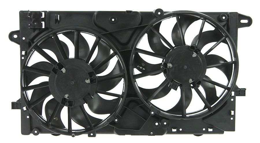 APDI - Dual Fan Assembly - ADZ 6010289