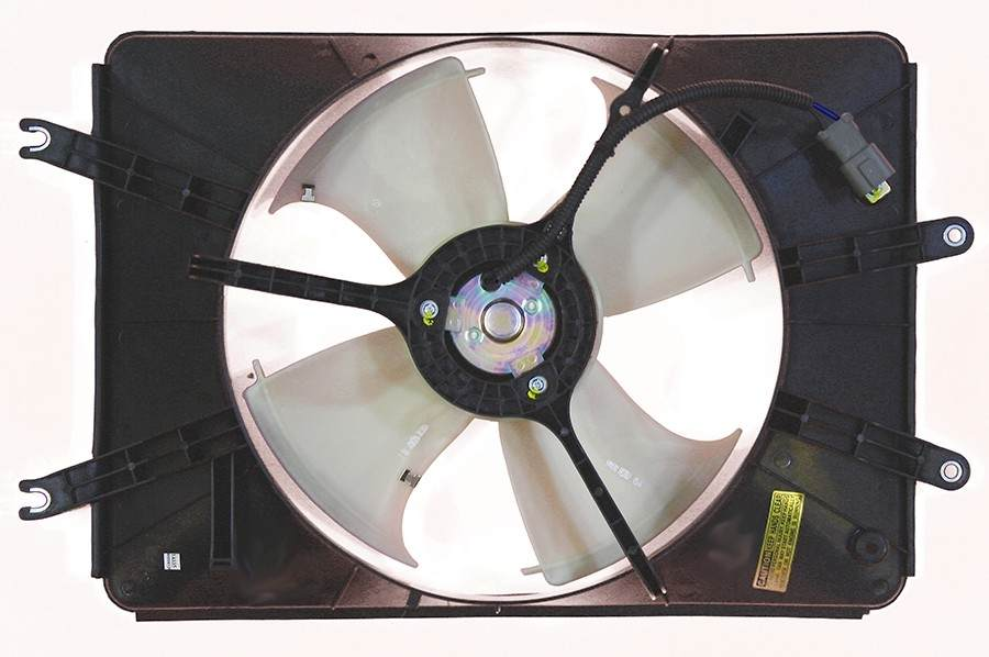 APDI - A/C Condenser Fan Assembly - ADZ 6011106