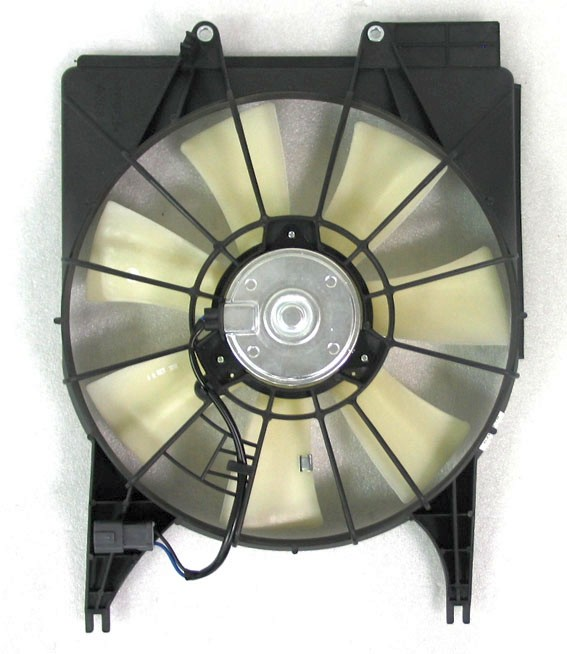APDI - A/C Condenser Fan Assembly - ADZ 6011118