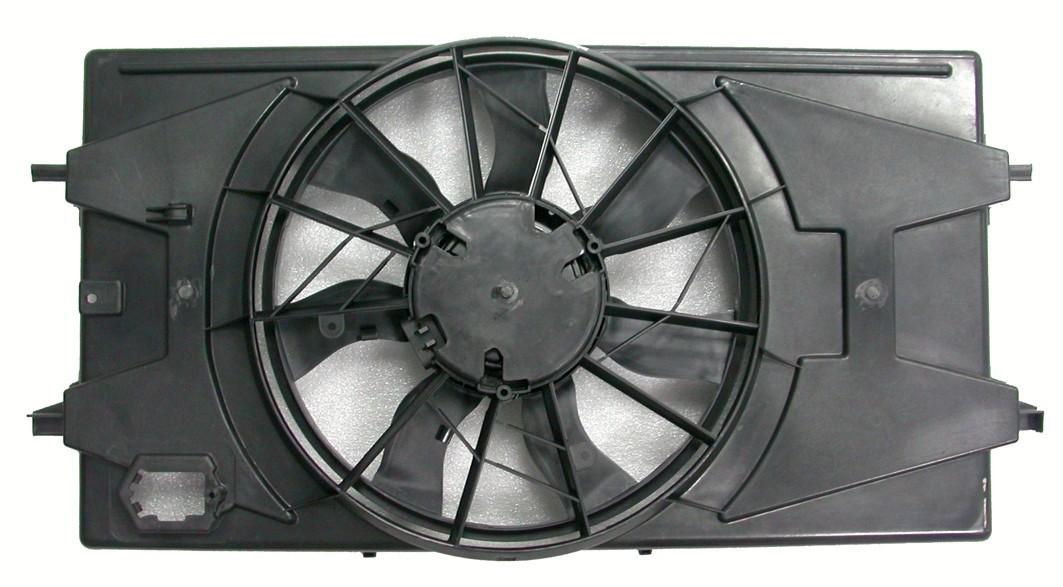 APDI - Dual Fan Assembly - ADZ 6016136