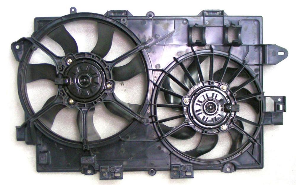 APDI - Dual Fan Assembly - ADZ 6016143