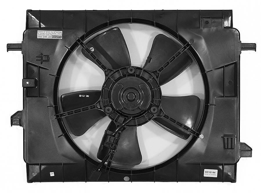 APDI - Dual Fan Assembly - ADZ 6016144
