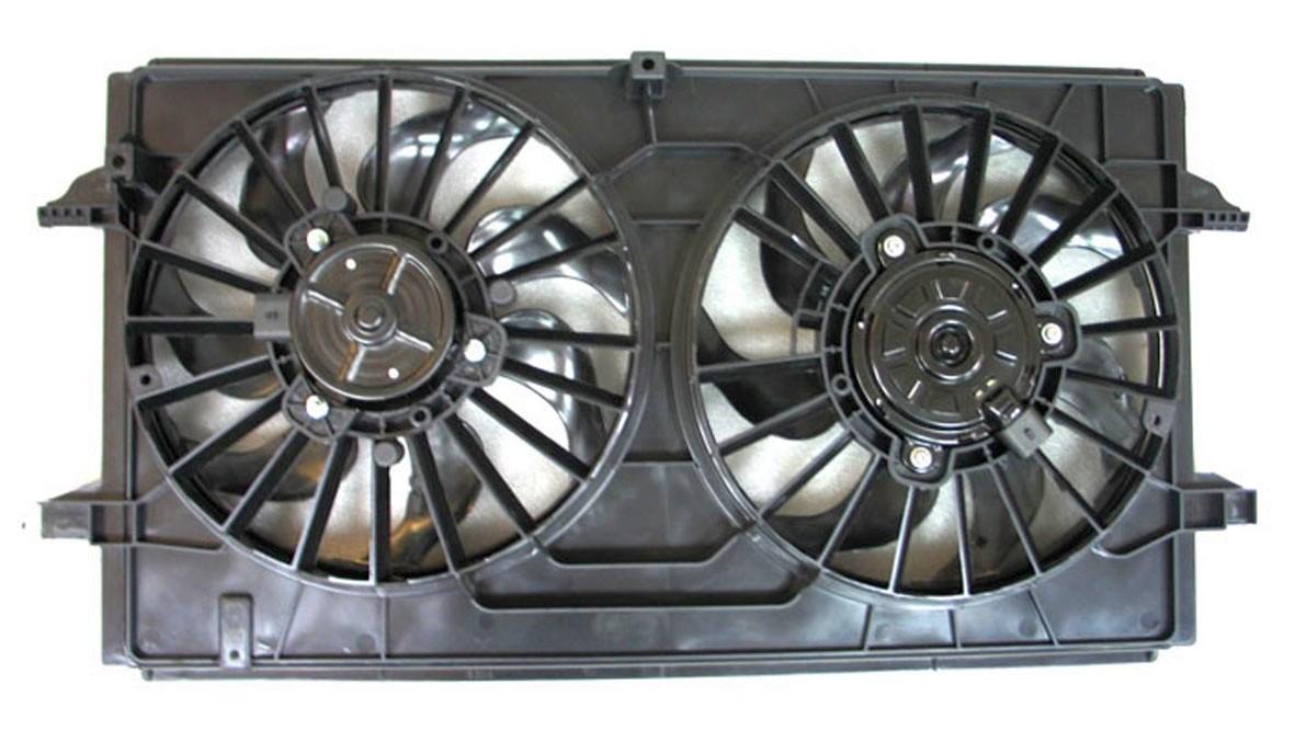 APDI - Dual Fan Assembly - ADZ 6016146