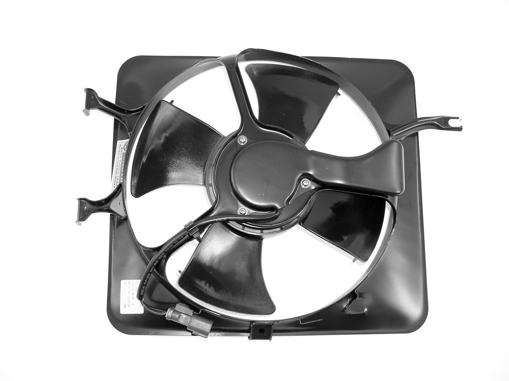 APDI - A/C Condenser Fan Assembly - ADZ 6019105