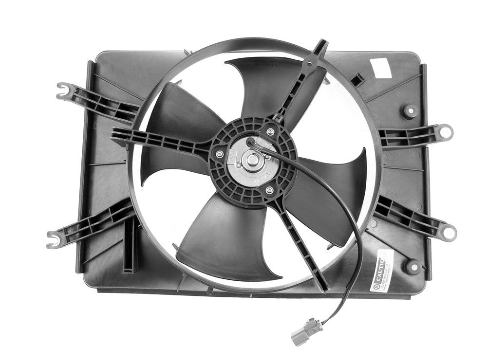 APDI - A/C Condenser Fan Assembly - ADZ 6019134