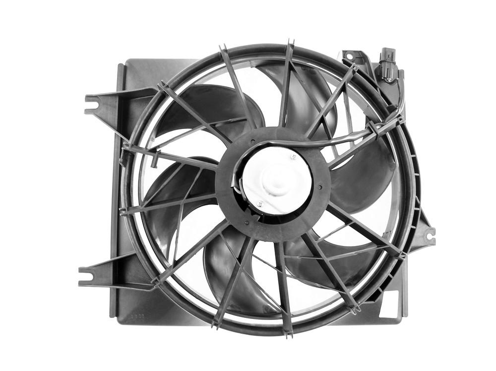 APDI - Radiator Fan Assembly - ADZ 6020102