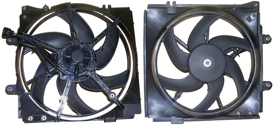 APDI - Radiator Fan Assembly - ADZ 6028114