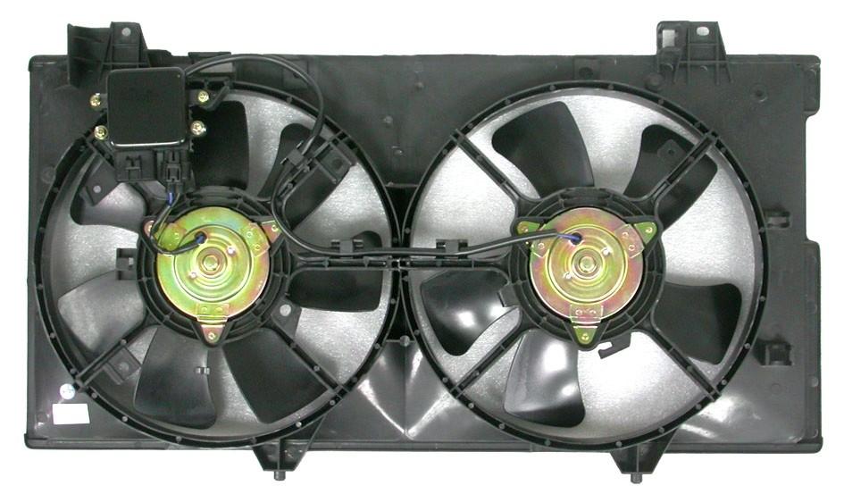 APDI - Dual Fan Assembly - ADZ 6028118