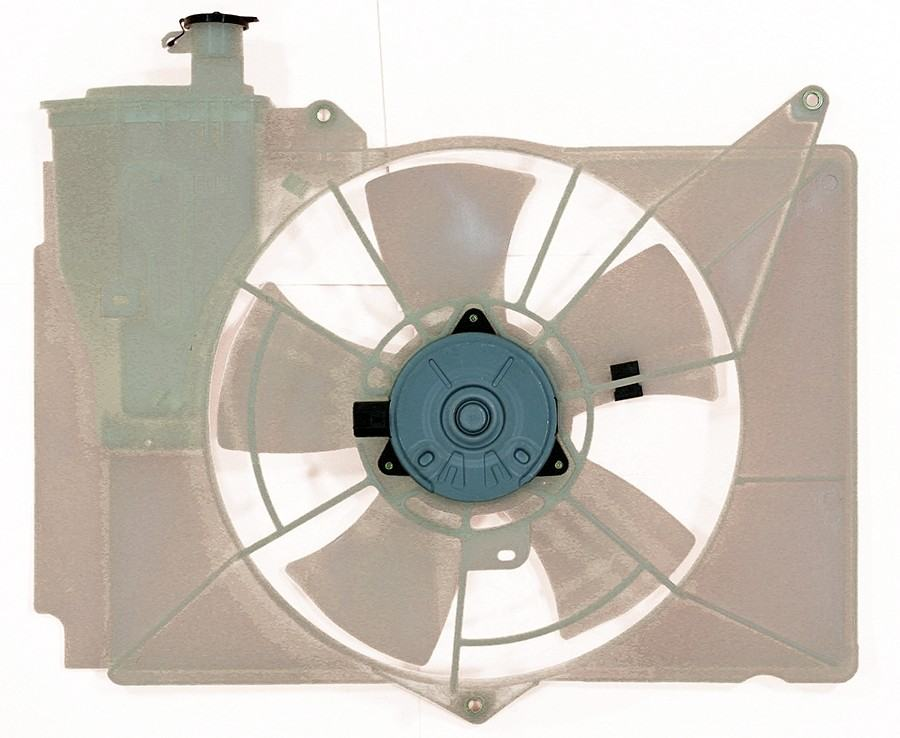 APDI - Dual Fan Assembly - ADZ 6034136