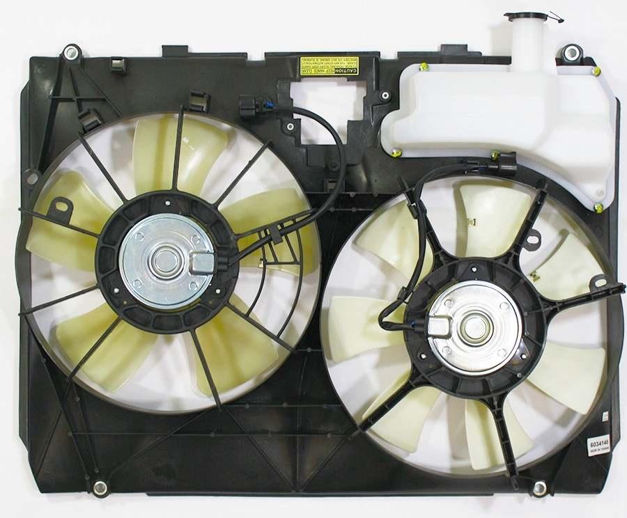 APDI - Dual Fan Assembly - ADZ 6034145