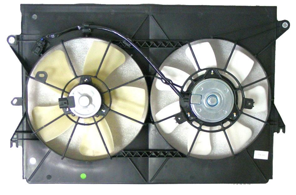 APDI - Dual Fan Assembly - ADZ 6038101