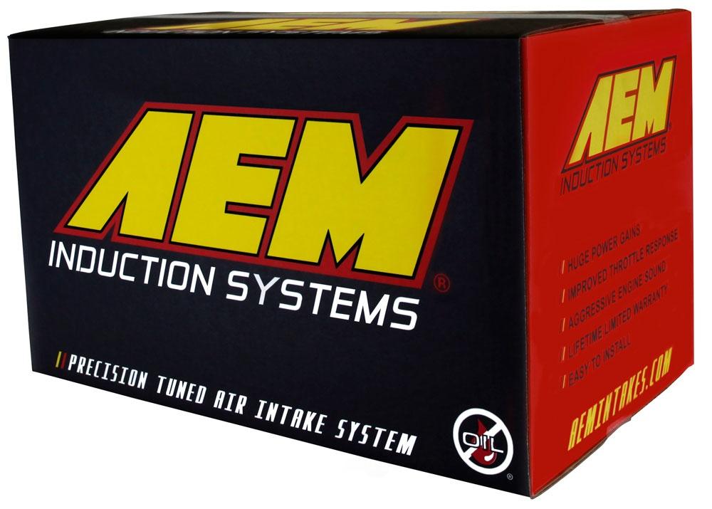AEM - Engine Cold Air Intake Performance Kit - AE1 21-8204DP