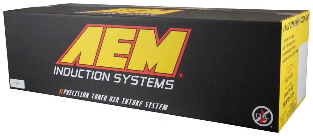 AEM - Engine Cold Air Intake Performance Kit - AE1 21-493P