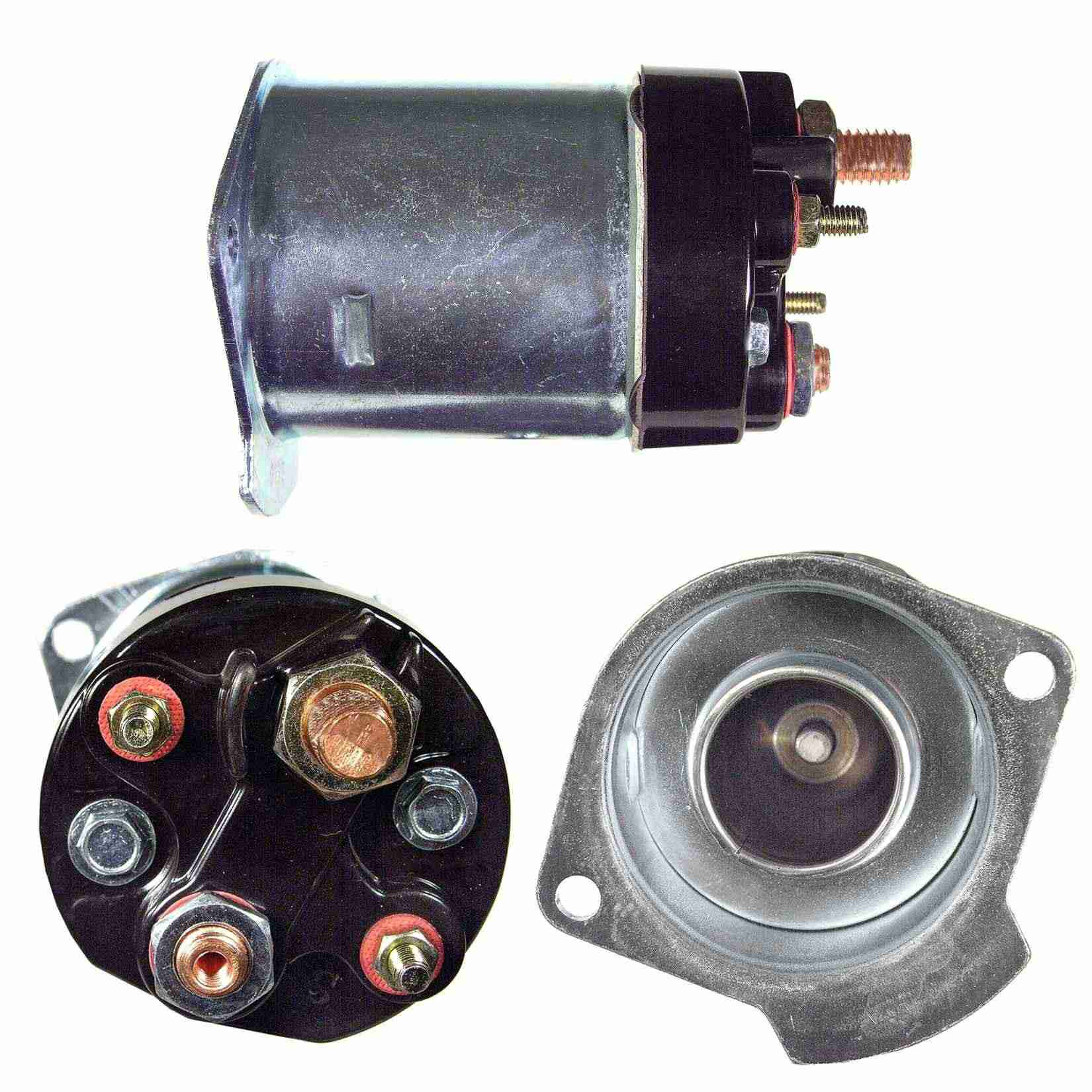 AIRTEX ENG MGMT SYSTEMS(DELETE V24A01R1) - O.E. Replacement Starter Solenoid - AEM 1M1028