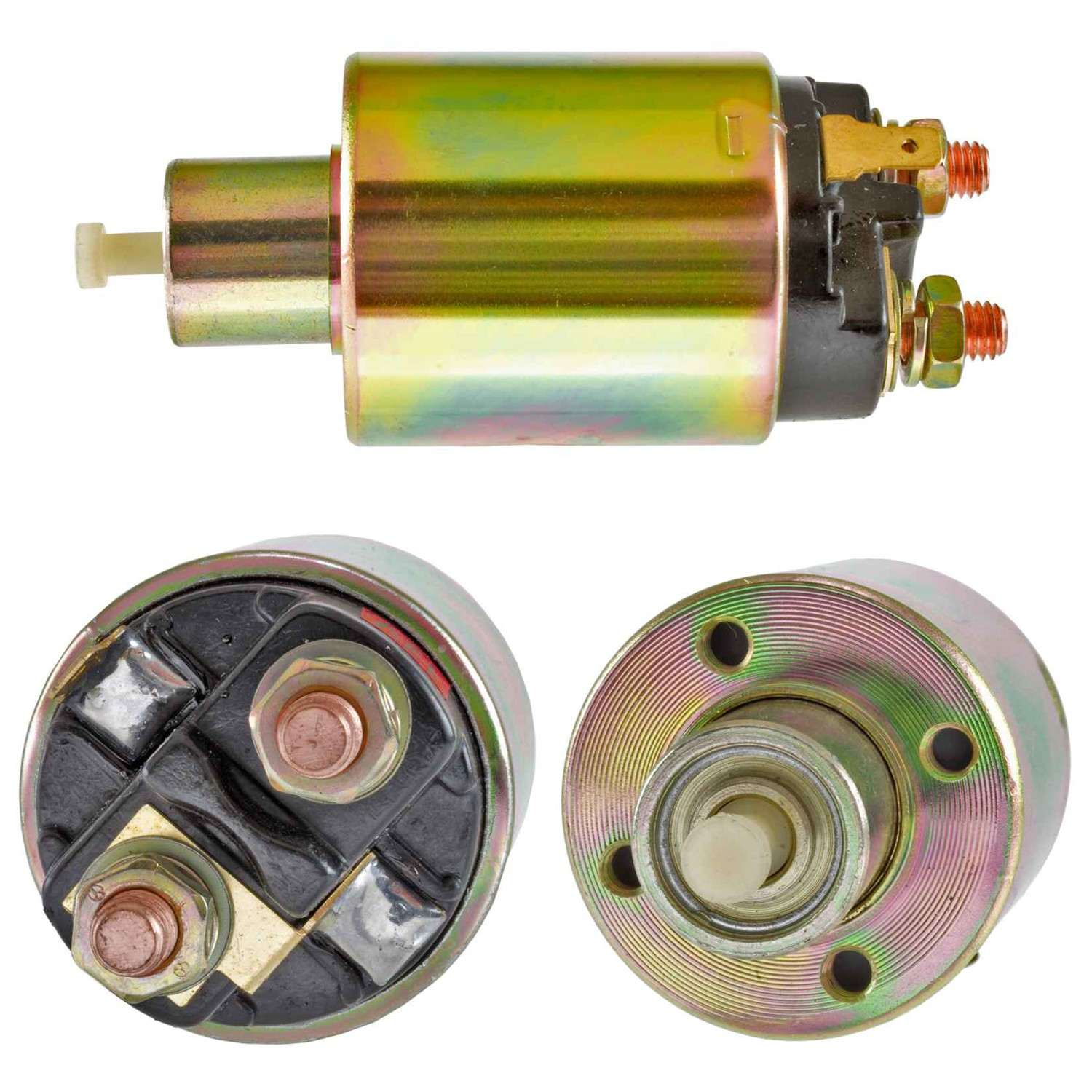 AIRTEX ENG MGMT SYSTEMS(DELETE V24A01R1) - Starter Solenoid - AEM 1M1034