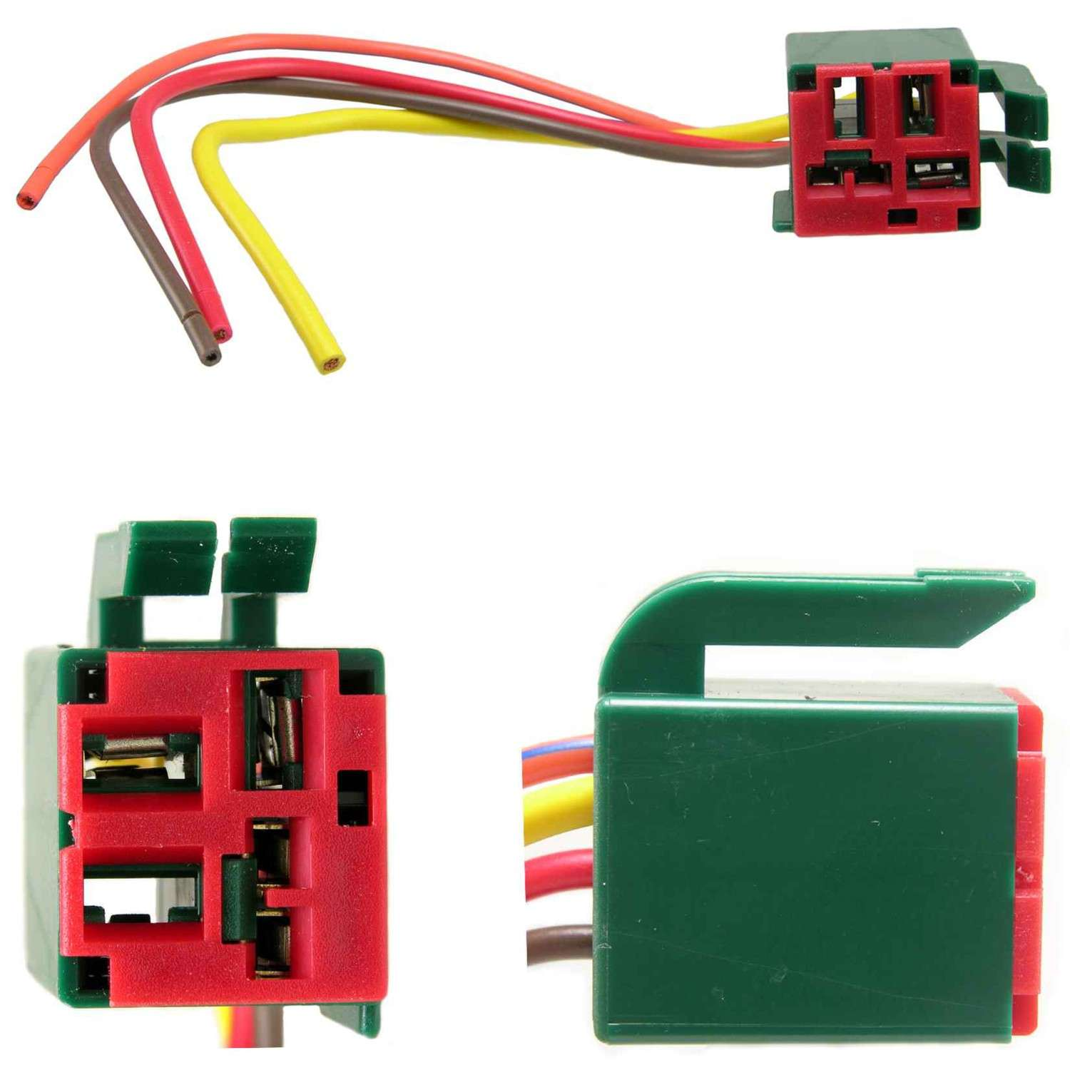 Airtex Eng Mgmt Systems Fuel Pump Relay Connector Part Number Wiring Connectors
