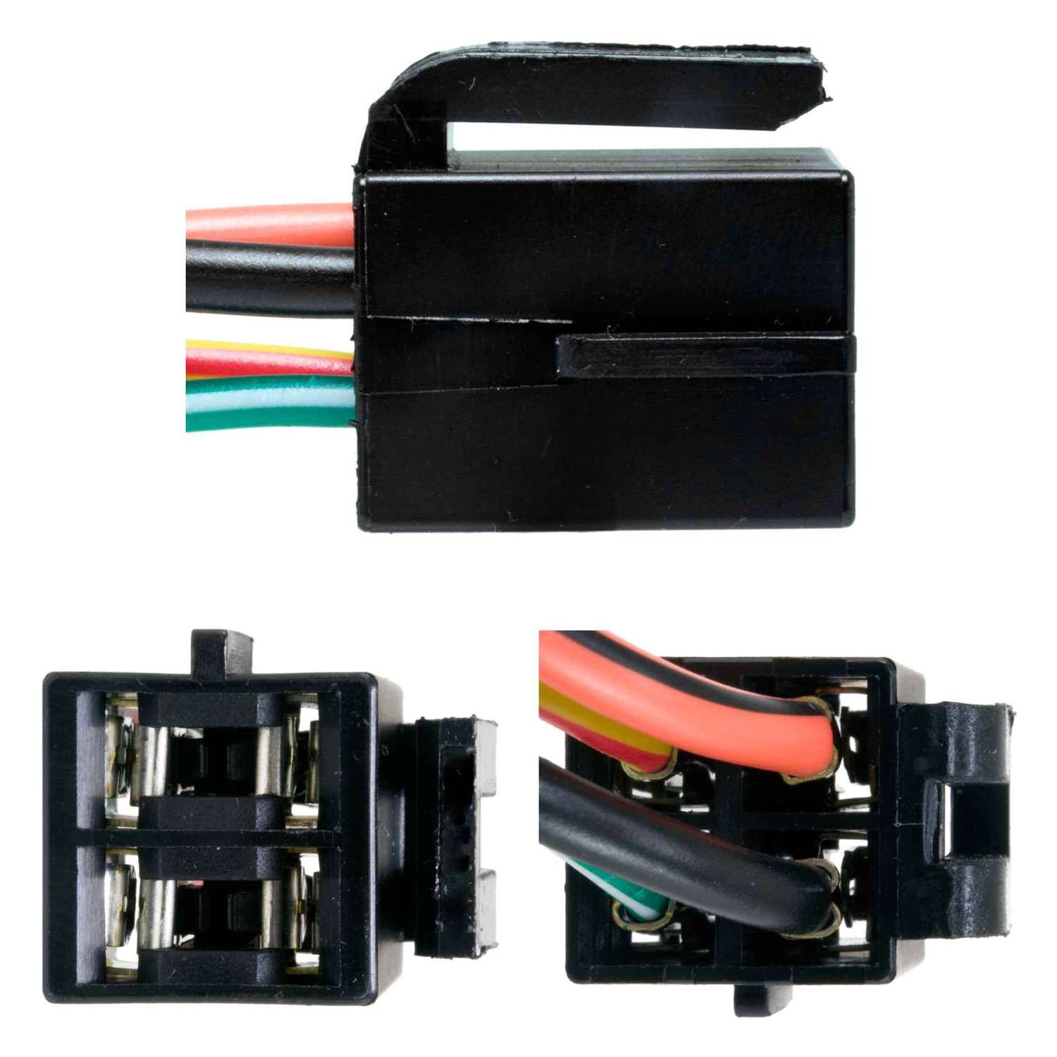 Airtex Eng Mgmt Systems Hvac Blower Switch Connector Part System Consists Of Motor Front