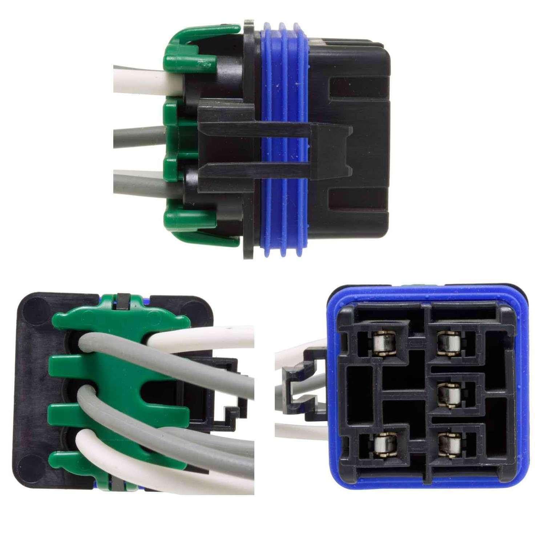 AIRTEX ENG. MGMT. SYSTEMS - ABS Modulator Relay Connector - AEM 1P1184
