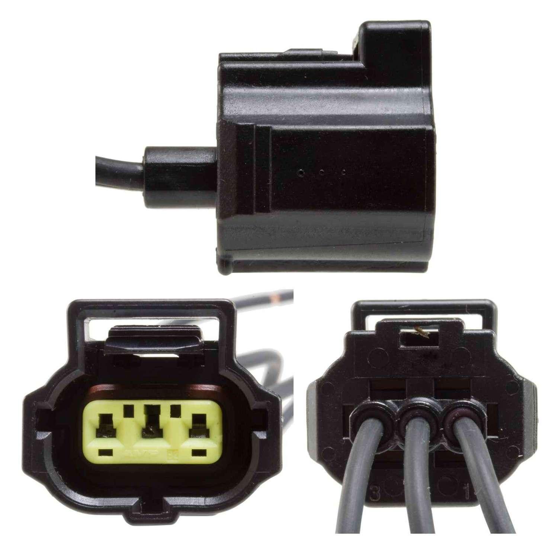 AIRTEX ENG MGMT SYSTEMS(DELETE V24A01R1) - Brake Fluid Level Sensor Connector - AEM 1P1243