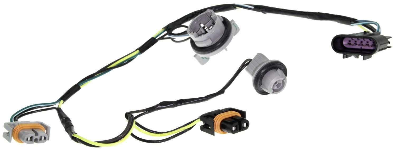 2004 Mercedes Benz C200 Headlight Wiring Harness Parts Plus Aem Systems