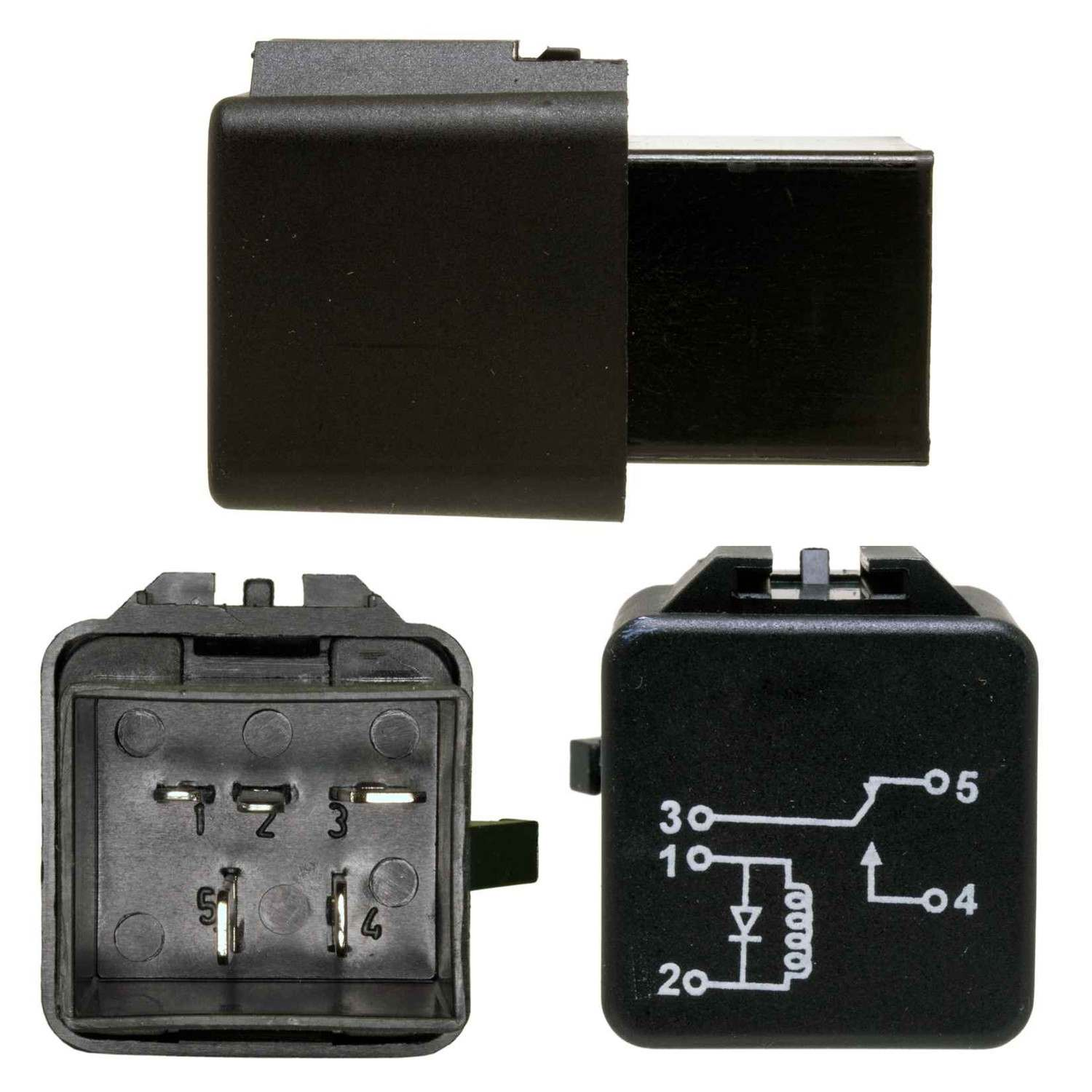 AIRTEX ENG. MGMT. SYSTEMS - Headlight Motor Relay - AEM 1R1234
