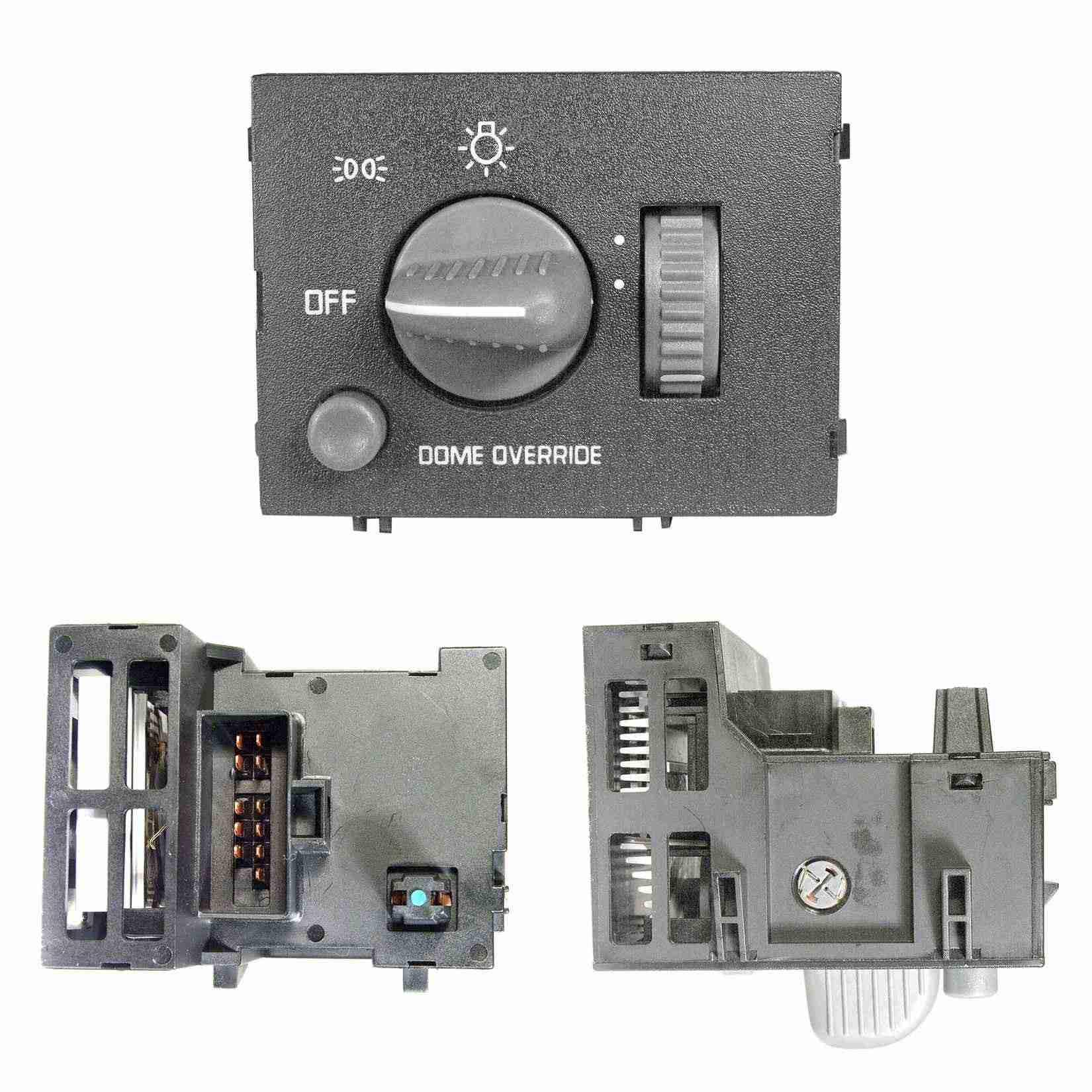 AIRTEX ENG MGMT SYSTEMS(DELETE V24A01R1) - Headlight Switch - AEM 1S1356