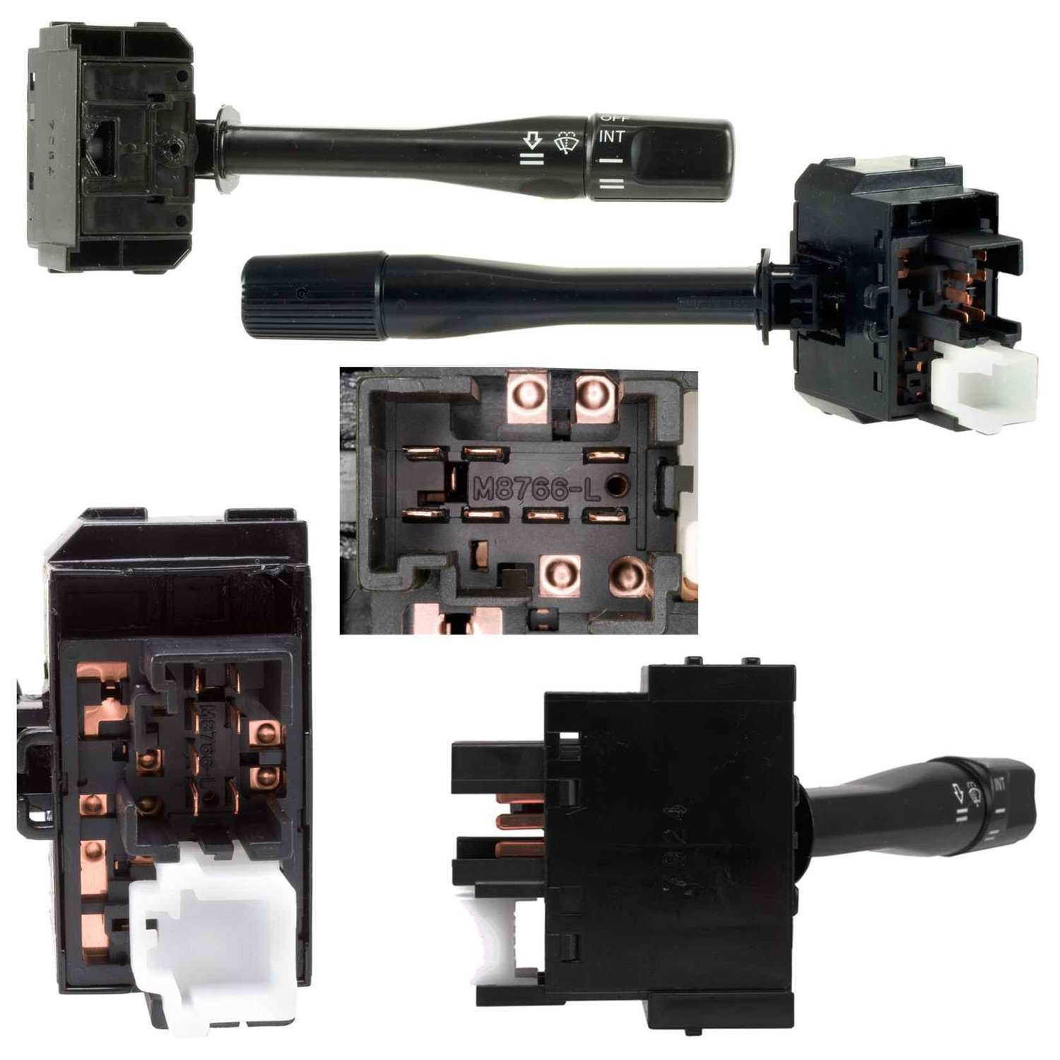 AIRTEX ENG. MGMT. SYSTEMS - Windshield Wiper Switch - AEM 1S3172