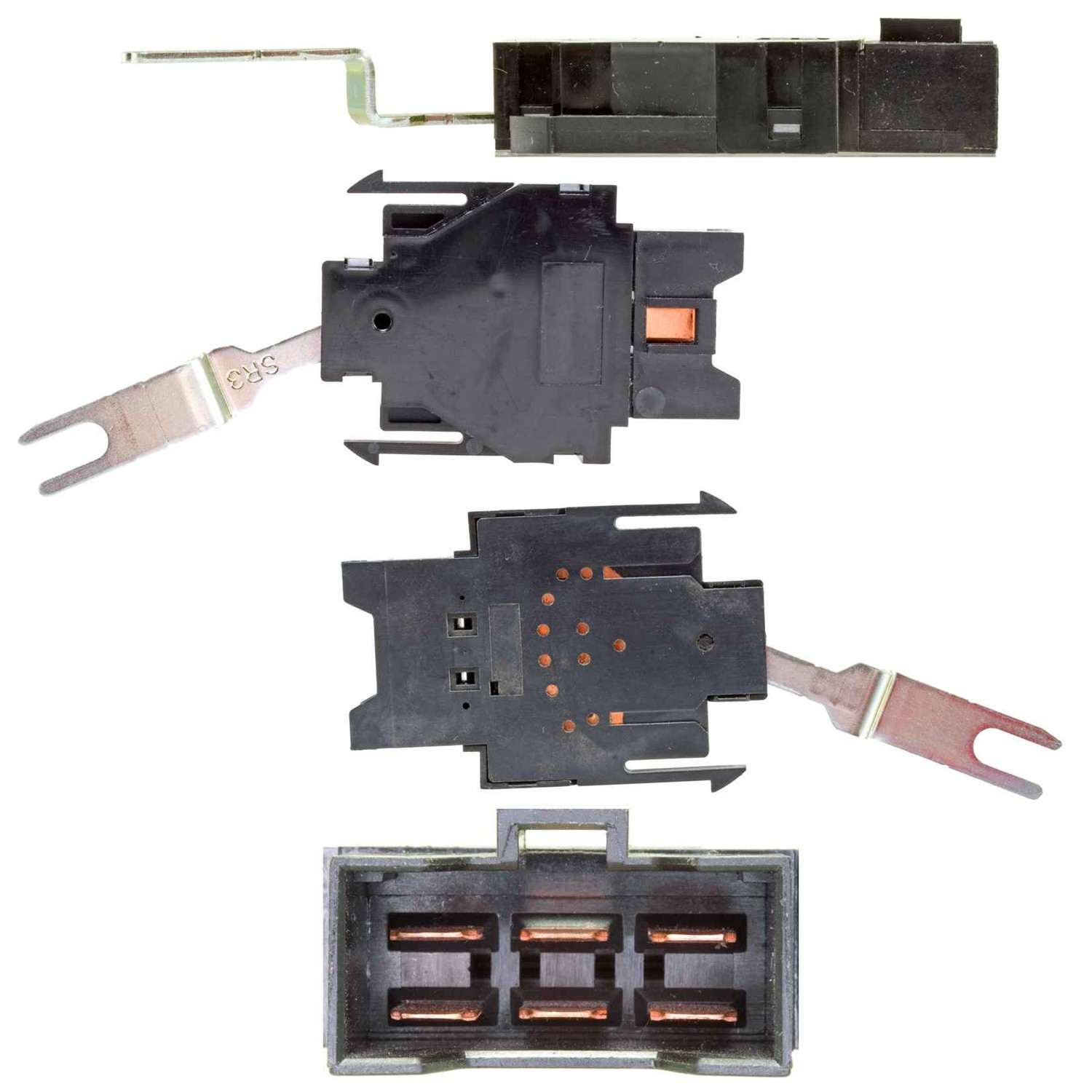AIRTEX ENG. MGMT. SYSTEMS - Blower\/Heater Fan Switch - AEM 1S4564