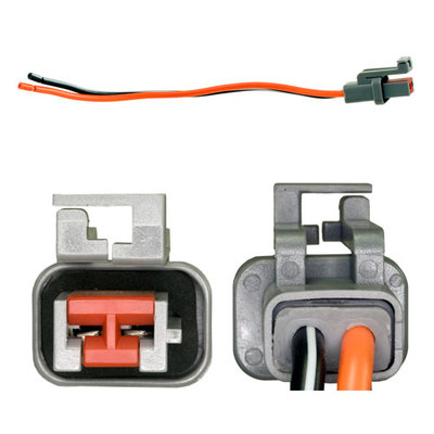 AIRTEX ENG MGMT SYSTEMS(DELETE V24A01R1) - Deck Lid / Lift Gate Ajar Switch Connector - AEM 1P1098
