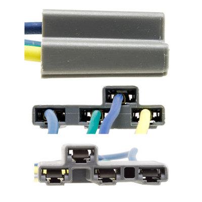 AIRTEX ENG. MGMT. SYSTEMS - HVAC Blower Motor Resistor Connector - AEM 1P1042
