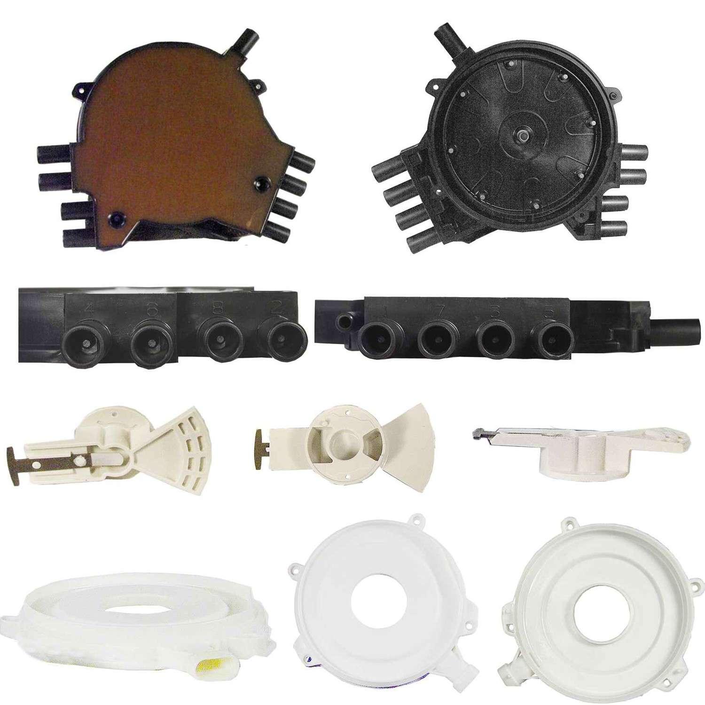 AIRTEX ENG. MGMT. SYSTEMS - Distributor Cap & Rotor Kit - AEM 3D1047
