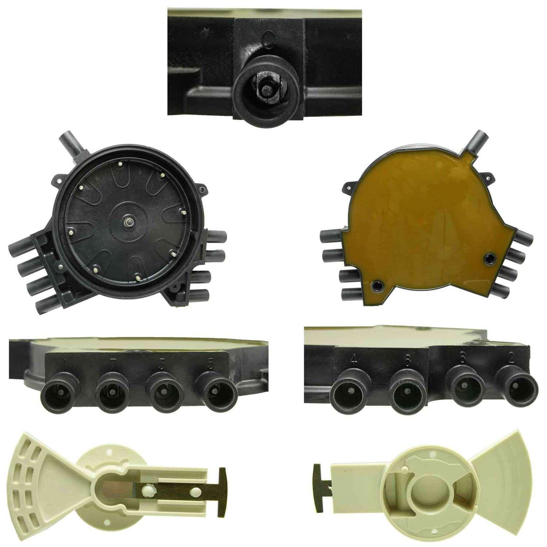 AIRTEX ENG. MGMT. SYSTEMS - Distributor Cap & Rotor Kit - AEM 3D1058