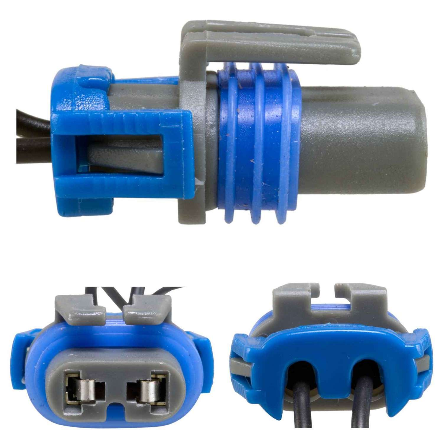 AIRTEX ENG MGMT SYSTEMS(DELETE V24A01R1) - Headlight Low Beam Lamp Connector - AEM 6S1046