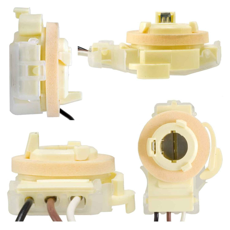 AIRTEX ENG. MGMT. SYSTEMS - Parking Light Bulb Socket - AEM 6S1050