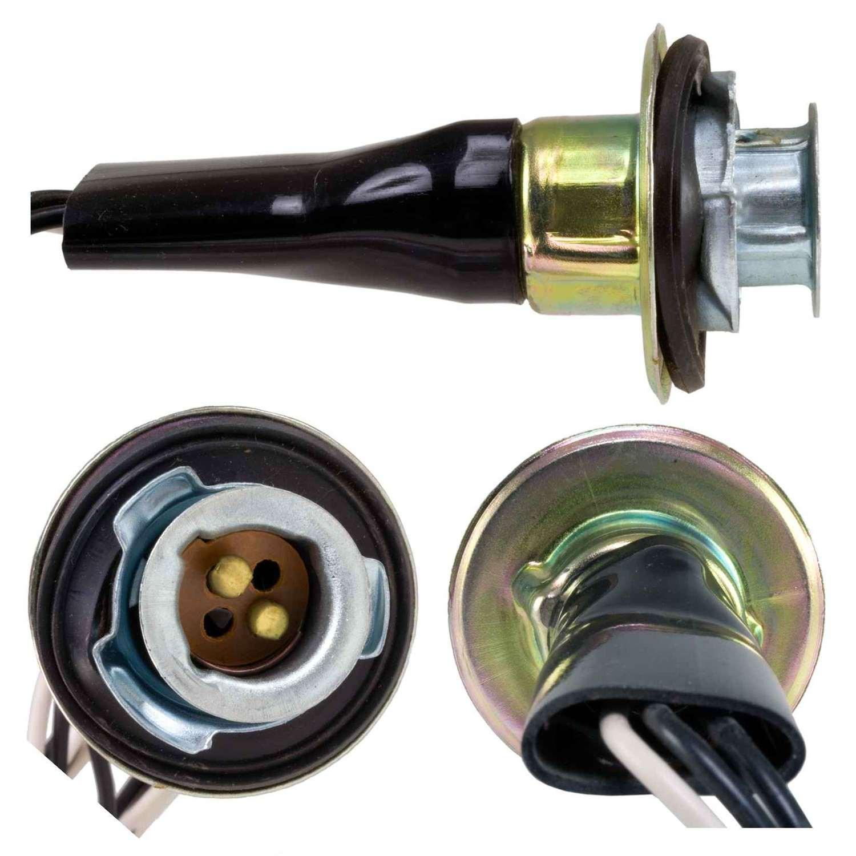 AIRTEX ENG. MGMT. SYSTEMS - Parking Light Bulb Socket - AEM 6S1051