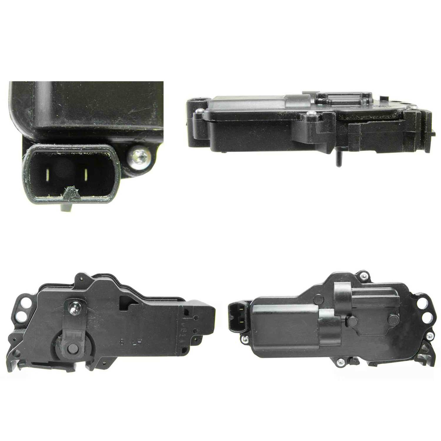 AIRTEX ENG. MGMT. SYSTEMS - Door Lock Actuator (Front Left) - AEM 8D1111