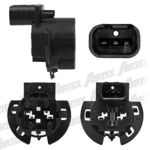 AIRTEX ENG MGMT SYSTEMS(DELETE V24A01R1) - Turn Signal Lamp Socket (Front Left) - AEM 1P1595