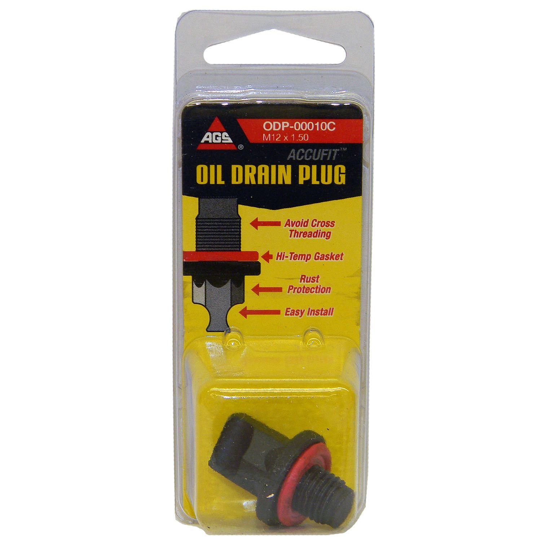 AGS COMPANY - Engine Oil Drain Plug - AGS ODP-00010C