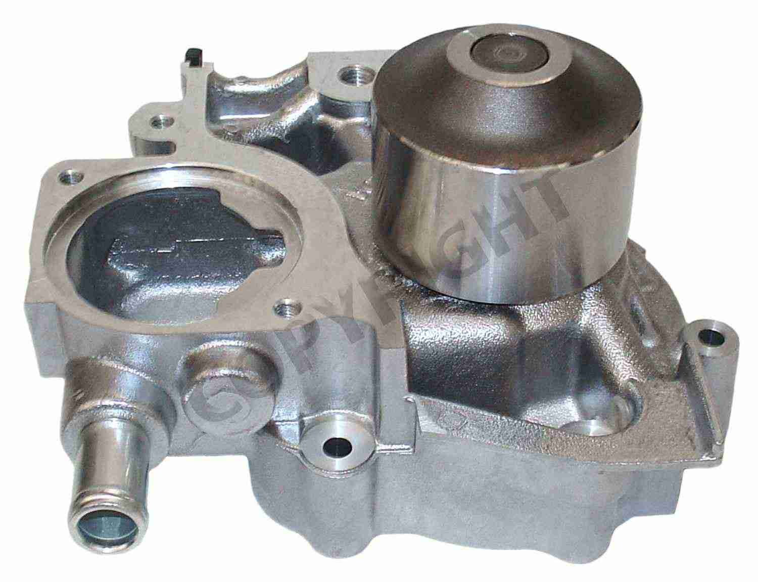 Parts By Airtex Automotive Division For Subaru 2 5l Engine Schematic Water Pump Atn Aw6049