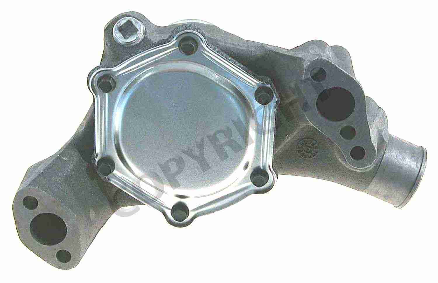 AIRTEX AUTOMOTIVE DIVISION - Engine Water Pump - ATN AW5049H