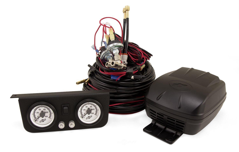 AIR LIFT - Suspension Air Compressor Kit - AIR 25812