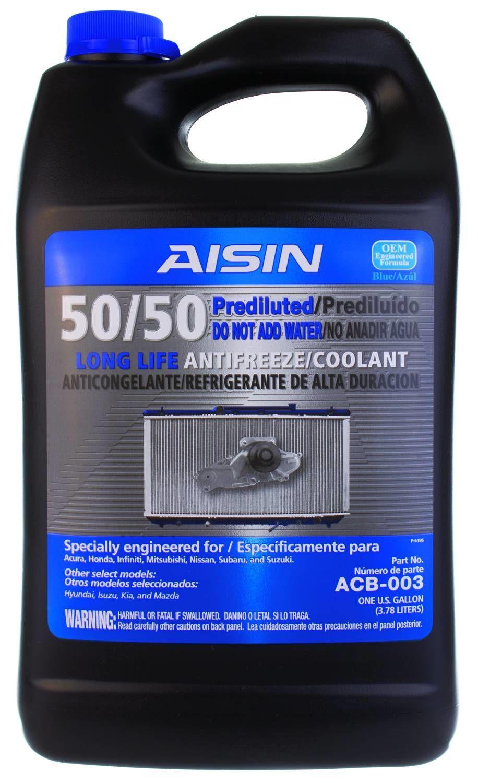 AISIN WORLD CORP. OF AMERICA - Engine Coolant / Antifreeze - AIS ACB-003