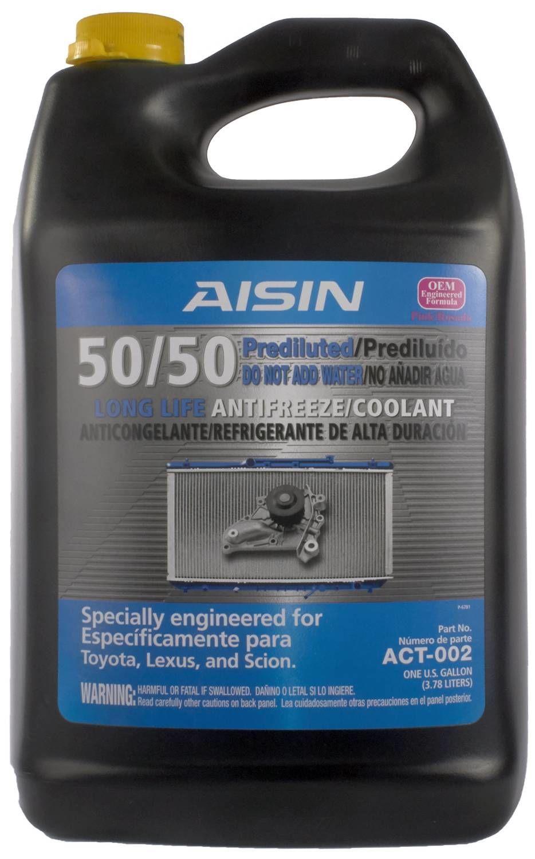 AISIN WORLD CORP. OF AMERICA - Engine Coolant / Antifreeze - AIS ACT-002