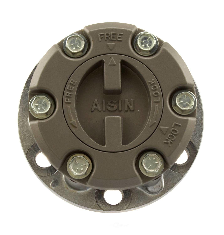AISIN WORLD CORP. OF AMERICA - Locking Hub - AIS FHM-002