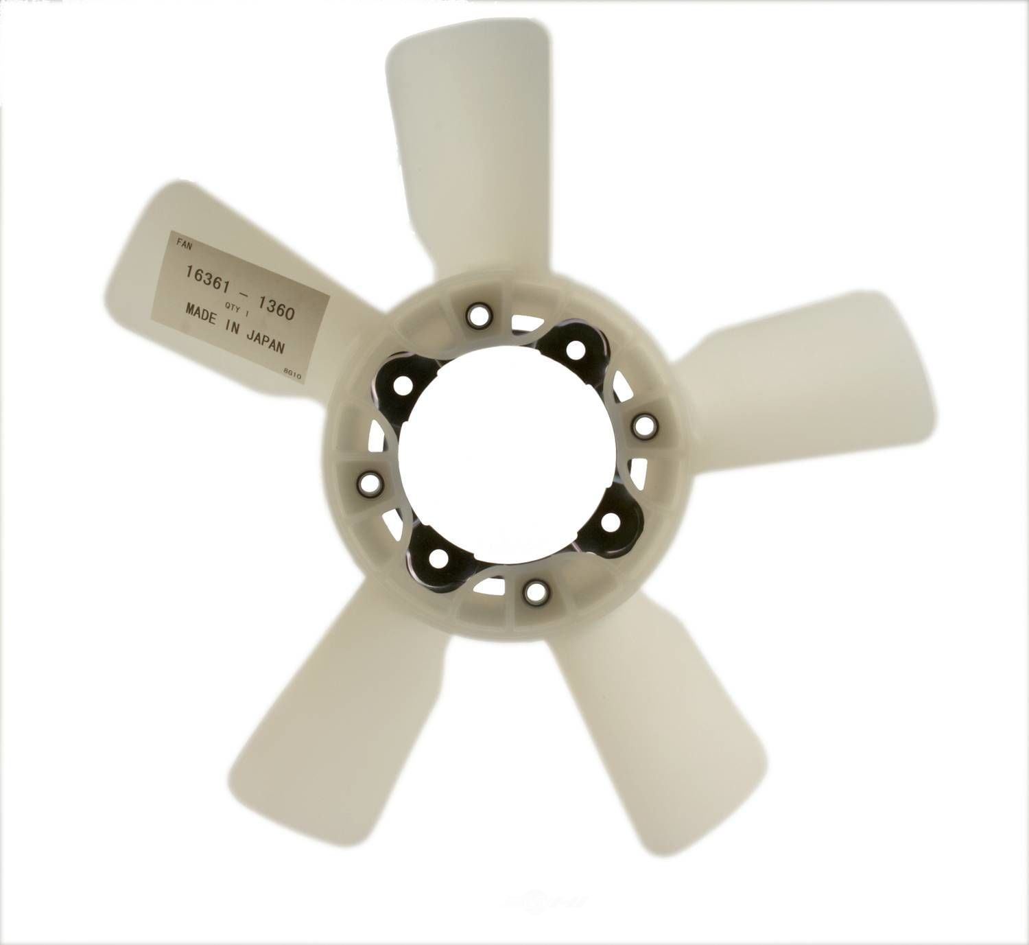AISIN FNT-013 Engine Cooling Fan Blade