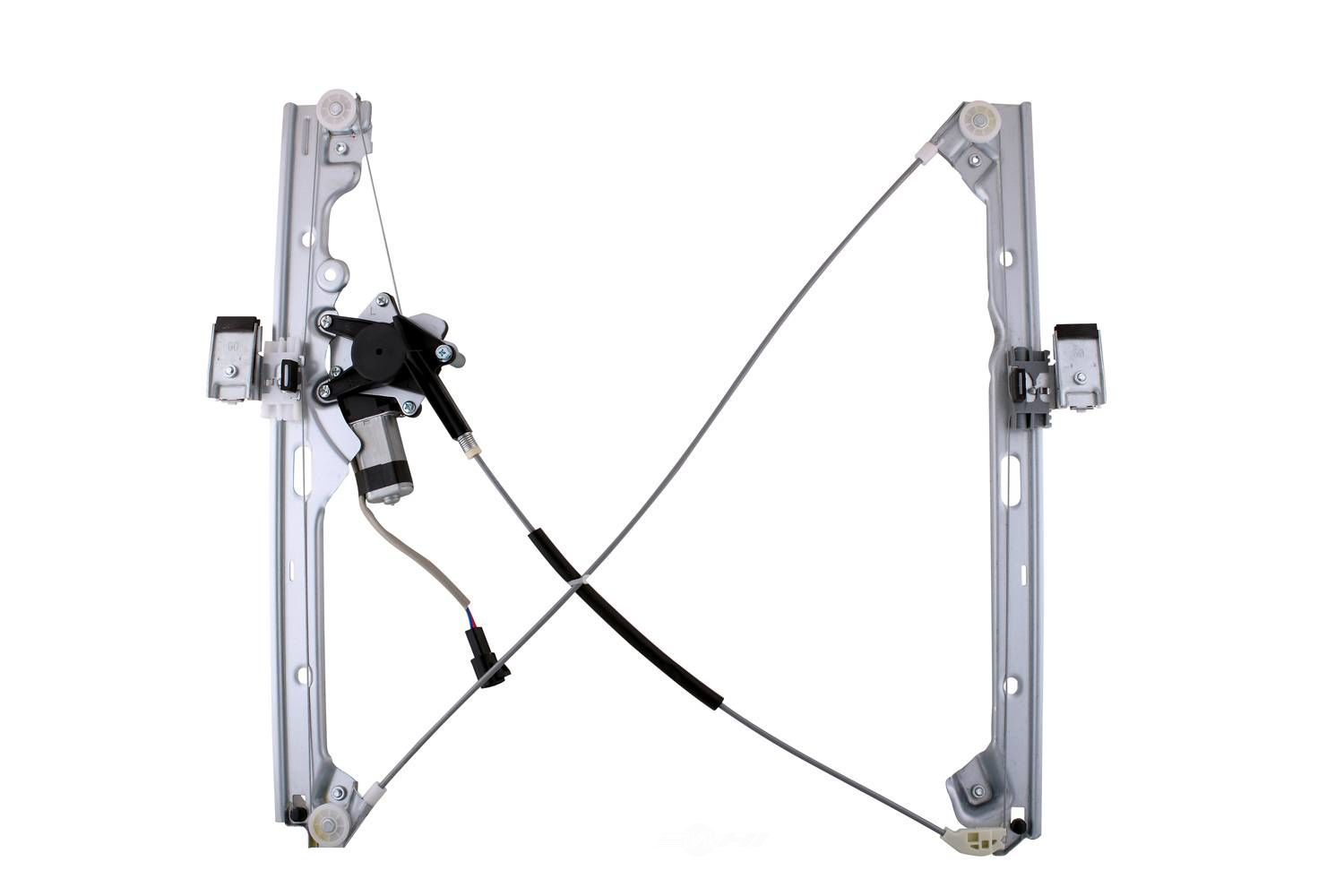 AISIN WORLD CORP. OF AMERICA - Power Window Regulator w/Motor (Front Left) - AIS RPAGM-031