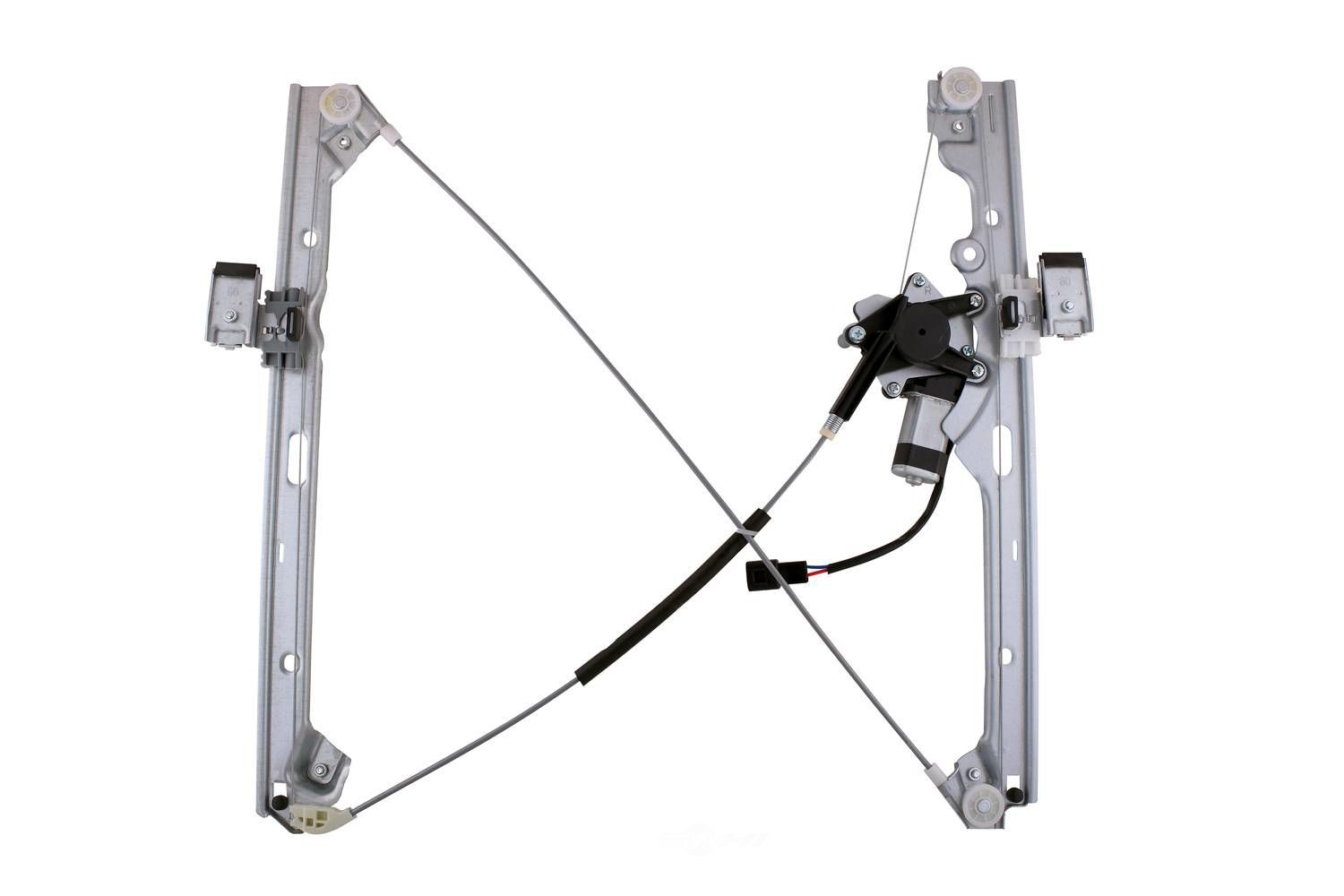 AISIN WORLD CORP. OF AMERICA - Power Window Regulator w/Motor (Front Right) - AIS RPAGM-032